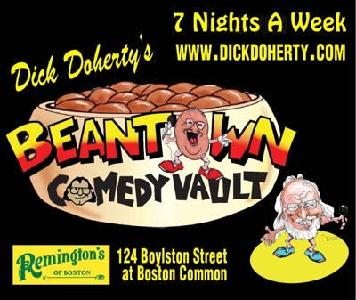 dick's beantown comedy vault image