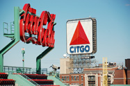 Fenway Stadium/citgo sign