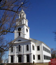 Roxbury First Church