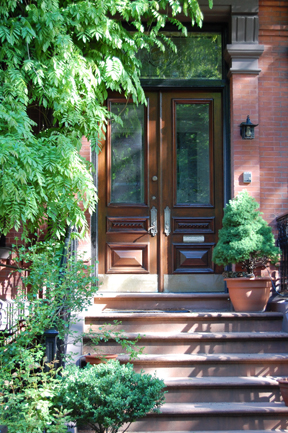 Back Bay Door