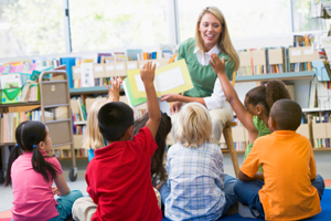 Marygrove MAT encourages teachers to sneak in a summer read before school starts!