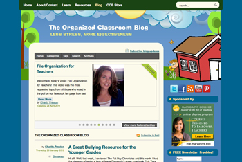 Blogger/teacher Charity Preston offers her Miracle Motivation program for elementary teachers.