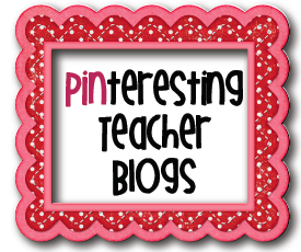Pinteresting Teacher Blogs