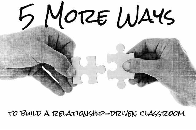 relationship-driven-classroom