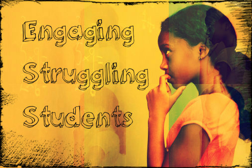 Struggling Students - Marygrove College