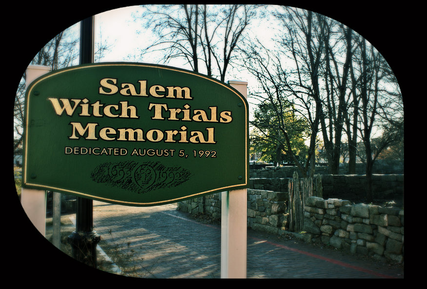 Salem witch trial essay