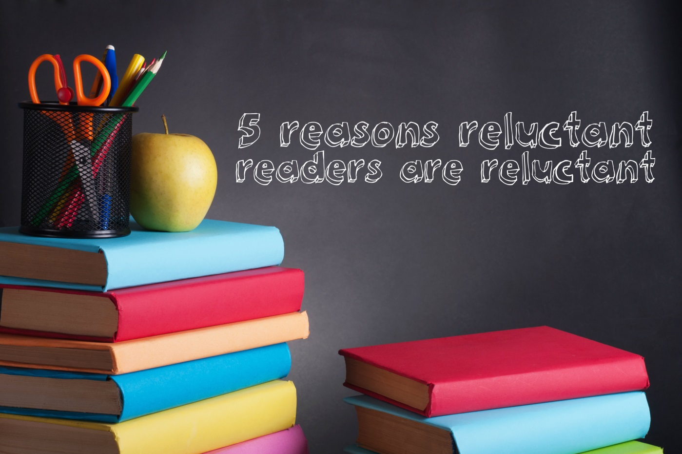 reluctant readers