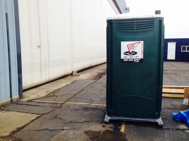Portable Sanitation Services : Johnny on the spot portable toilet rentals and sanitation