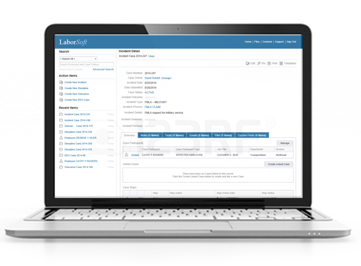 cloud based HR software demo