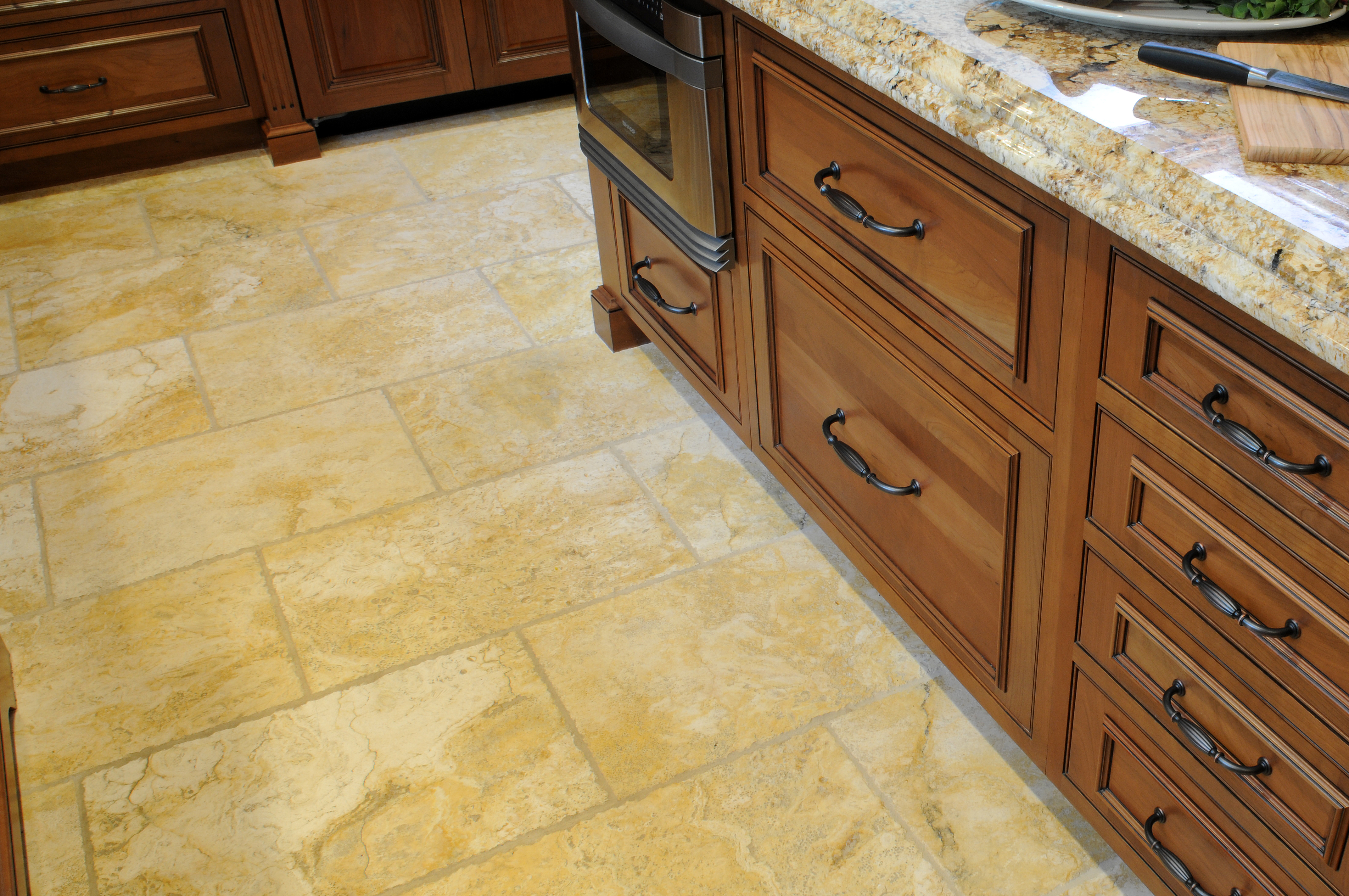 Natural Stone Kitchen Flooring Kitchen Stone Flooring Ratings Reviews
