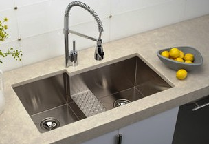 Double Bowl Undermount Sinks