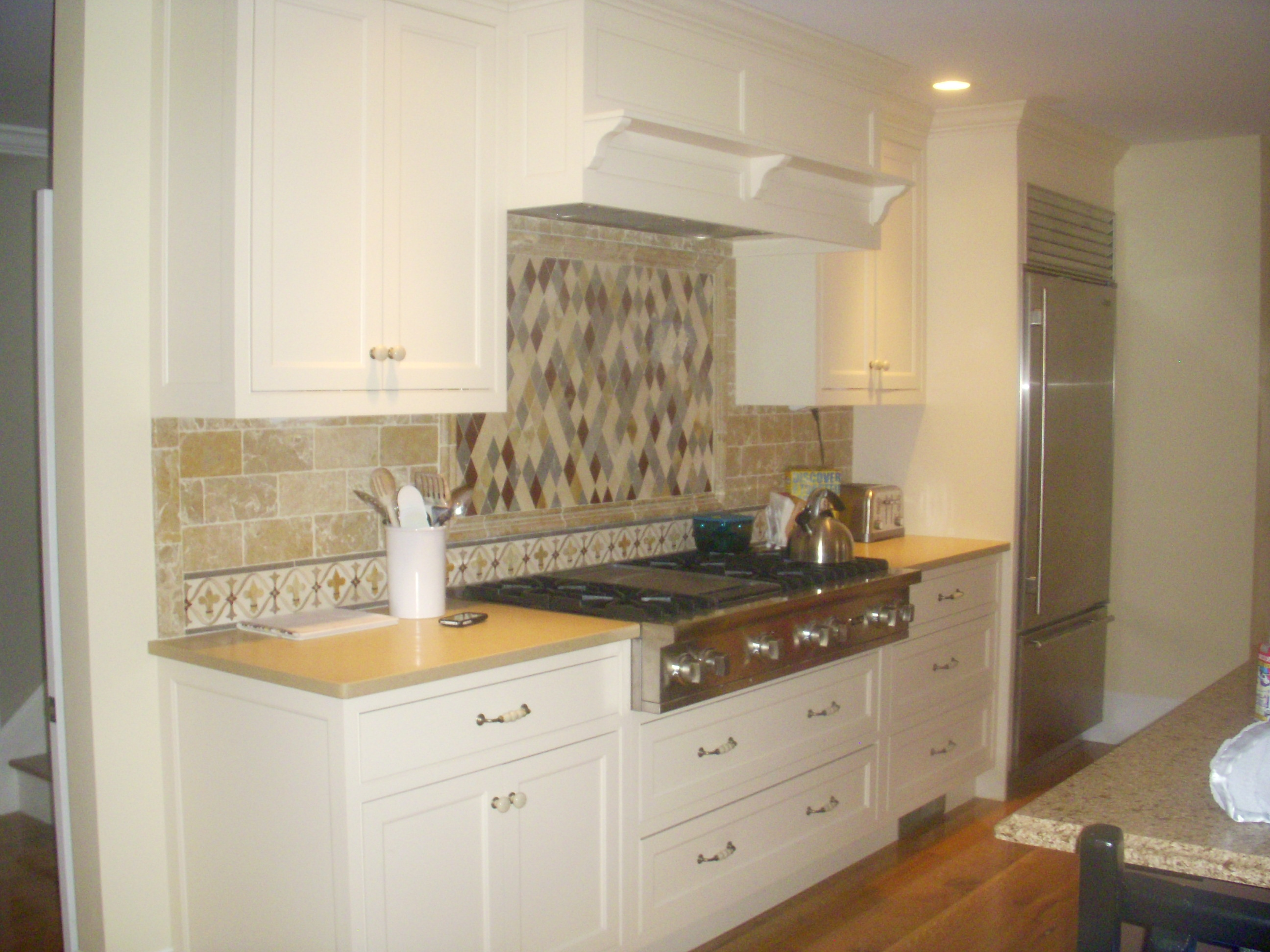 Ventilation Hoods Kitchen - Wood Kitchen Hood - Corner Range Hood Mantle Images