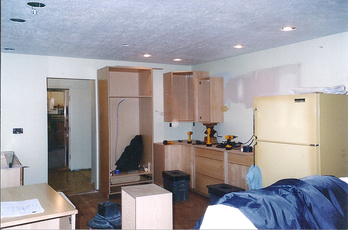 Drywall And Cabinets Remodeling Lansing Mi Steve Way