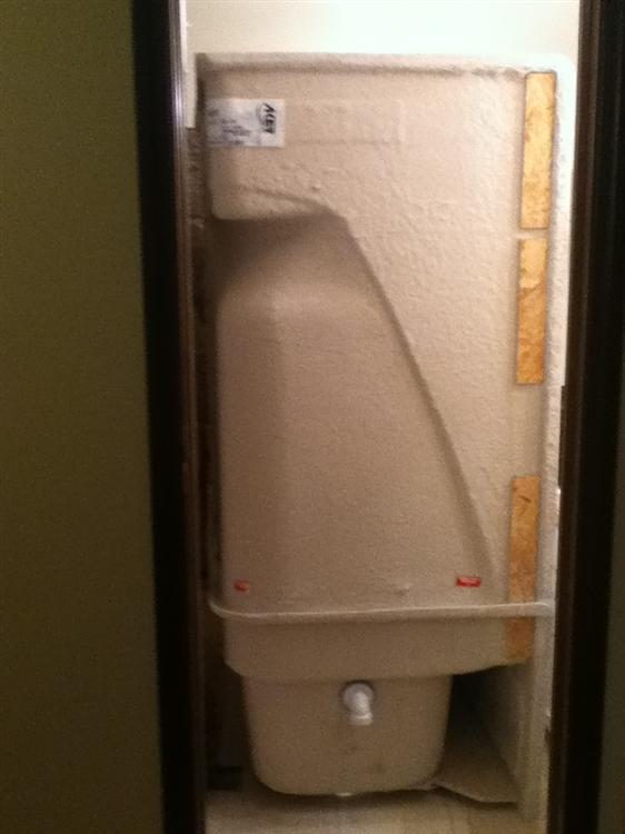 Installing an Acrylic Shower and Bath Tub | Steve Way Builders, LLC