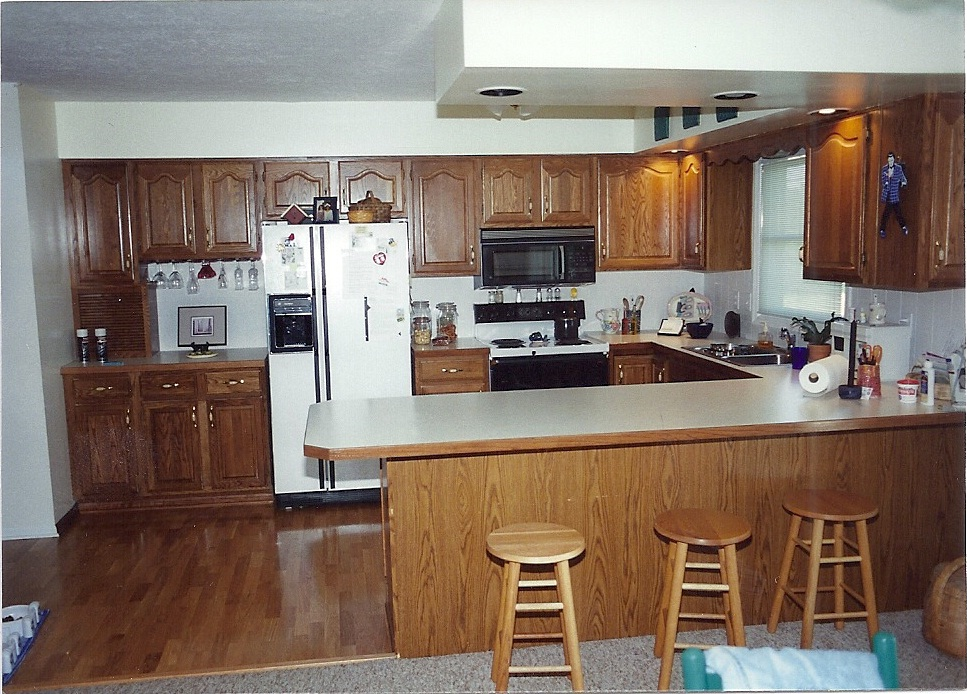 kitchen remodeling home additions steve way builders llc