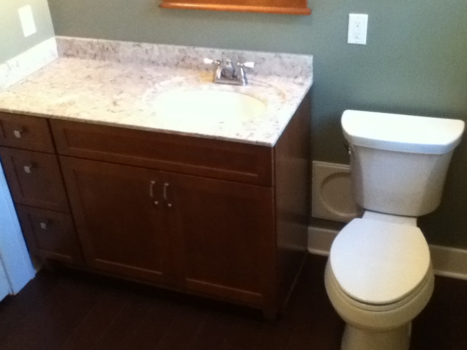 Bathroom Renovation With Full Remodel Steve Way Builders LLC