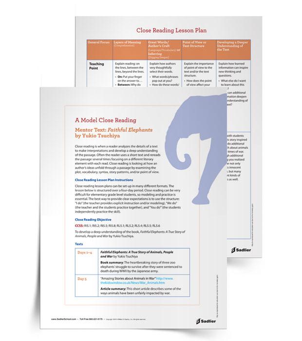 close-reading-lesson-plan-faithful-elephants-750.jpg