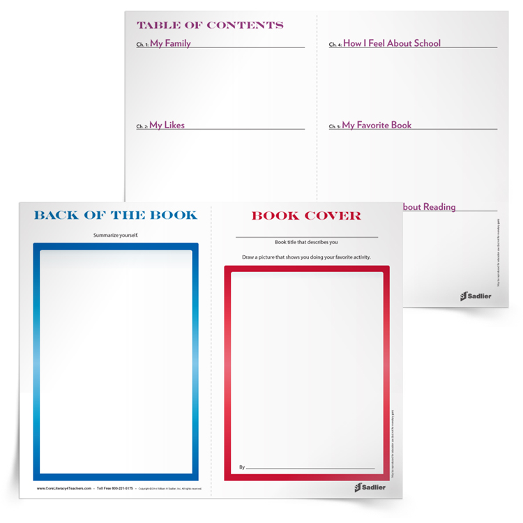 Fun Classroom Icebreakers - Student Books Activitu worksheet