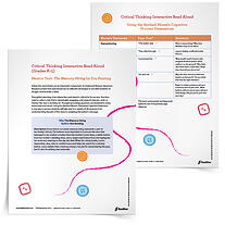 Interactive Read Aloud Strategies for Teachers