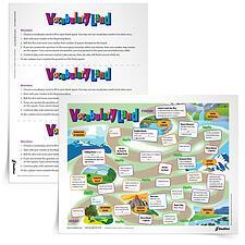 Vocabulary Games for 5th Grade
