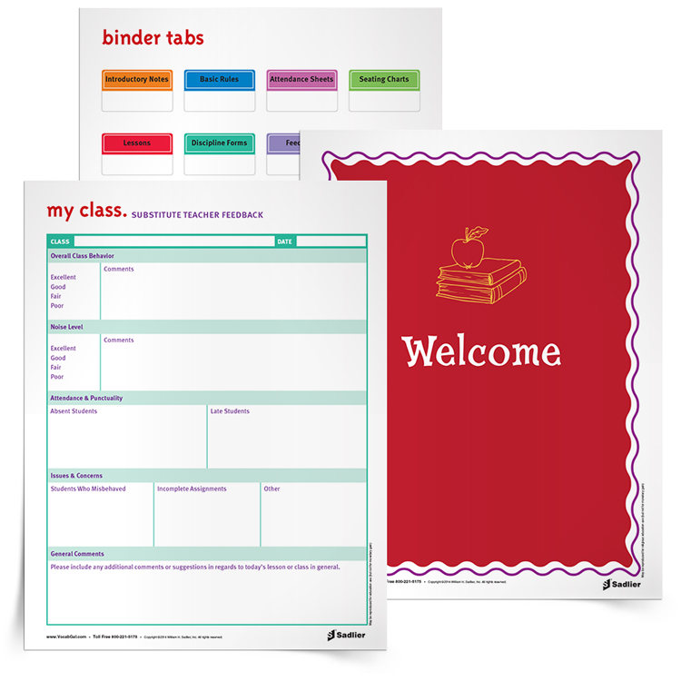14 Free Back-to-School Printables For Teachers