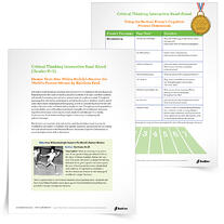 Interactive read aloud lesson for How Wilma Rudolph Became the World's Fastest Woman. Includes interactive read aloud strategies for K–5 students.