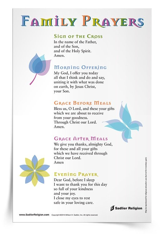 8 Printable Summertime Catholic Family Activities