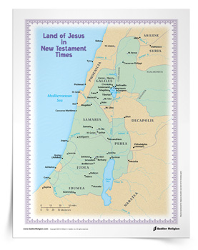 <em>New Testament Map</em> Faith Fact