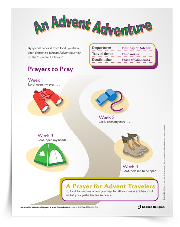 <em>Advent Adventure</em> Activity