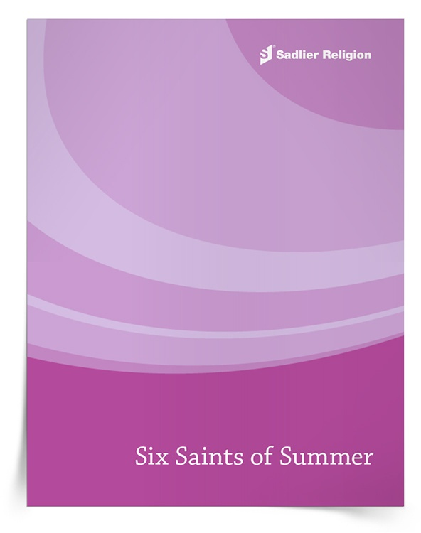 <em>Six Saints of Summer</em> eBook