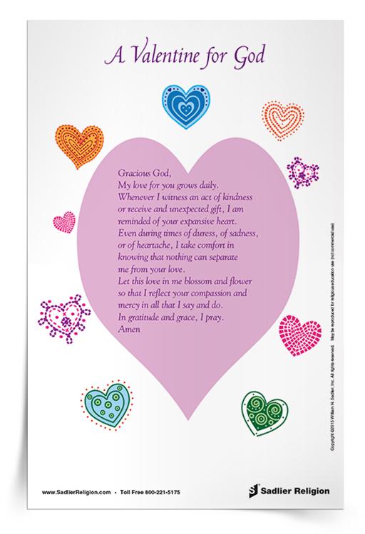 valentine for god - Valentine Prayer