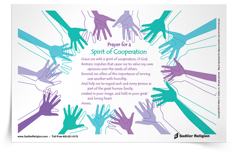 Image result for cooperation prayer