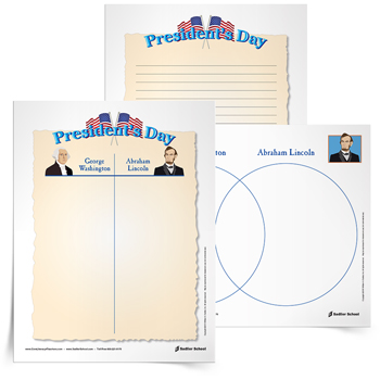 <em>Presidents' Day</em> Reading & Writing Resources