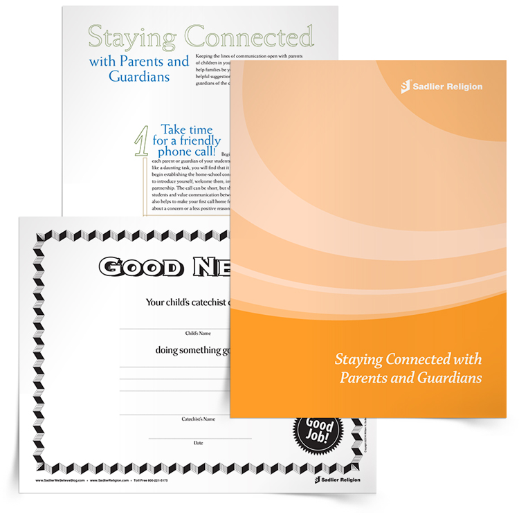 <em>Staying Connected with Parents and Guardians</em> eBook