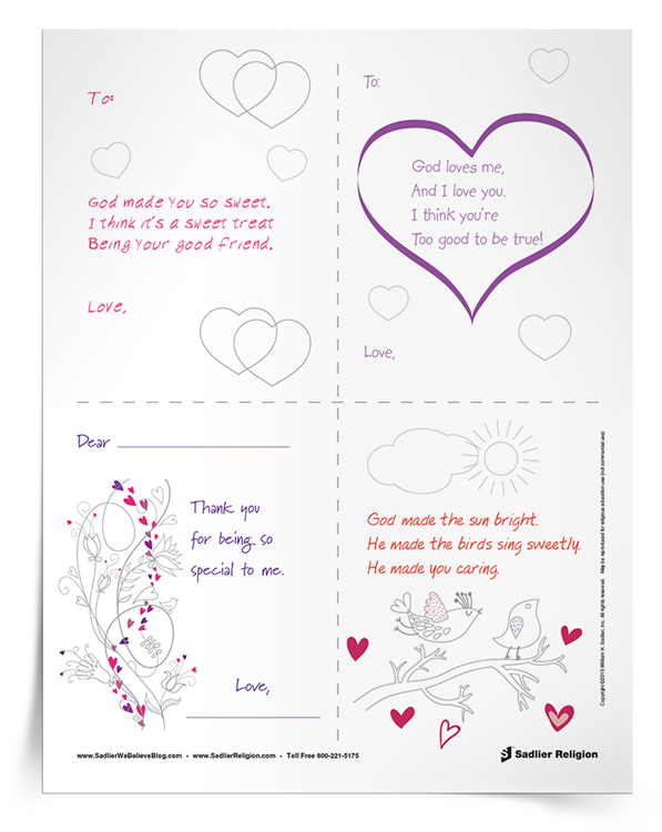 <em>Valentine's Day</em> Activity