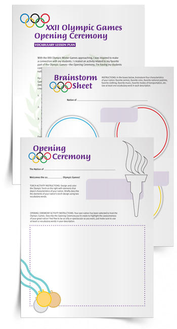 Olympic Games Opening Ceremony download