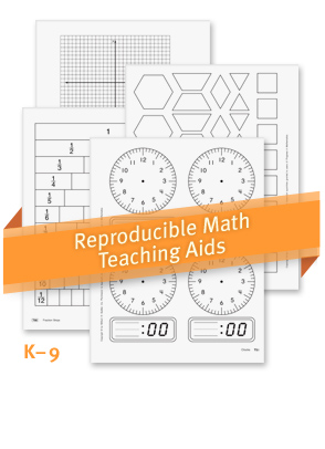 <em>Reproducible Math Teaching Aids</em> Activity