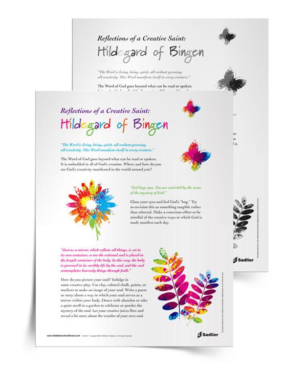 <em>Hildegard of Bingen</em> Creativity Reflection
