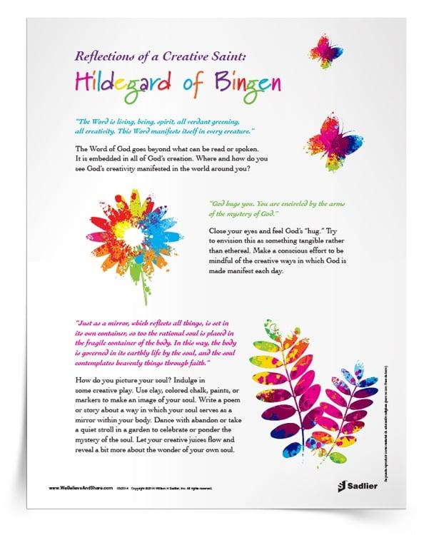 Hildegard-of-Bingen-Creativity-Reflection