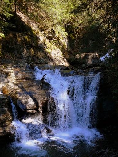 Waterfalls Near Helen Ga