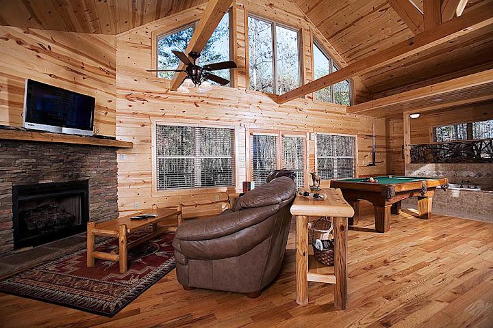 Feel Like A Rock Star In Helen Ga Luxury Cabin Rentals