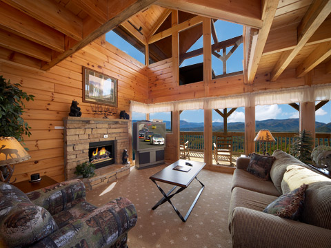 Cabins in helen await you for a family vacation for Www helen ga cabins com