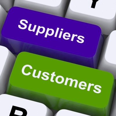 suppliers customers