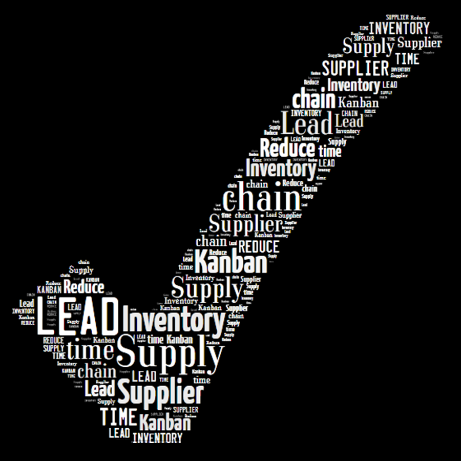lean manufacturing is to reduce the lead time Overcoming supply chain management challenges in a  to a successful lean manufacturing implementation lead time in different areas of the supply chain is .