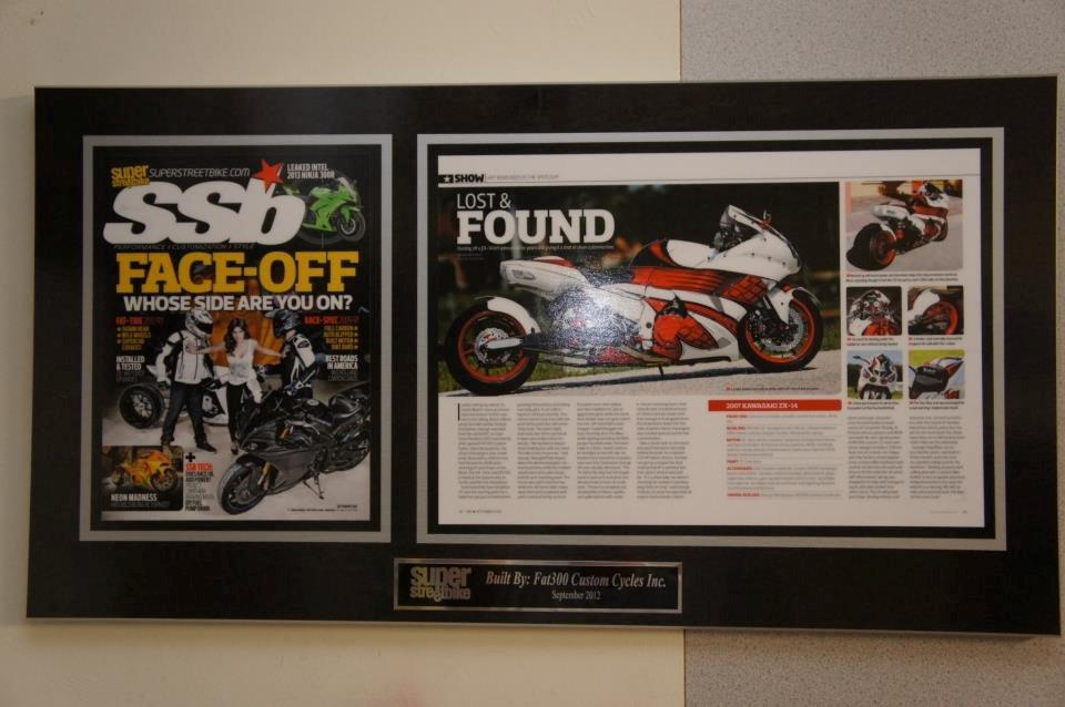 4 keys to framing magazine pages to create a framed article plaque