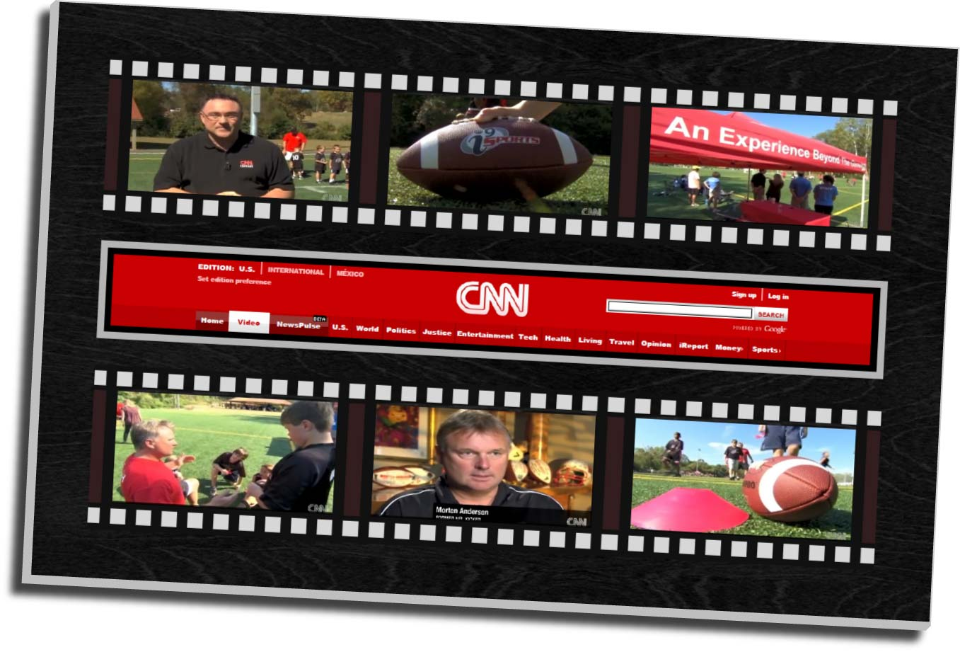 CNN videos, i9sports,digital photos,screen capture