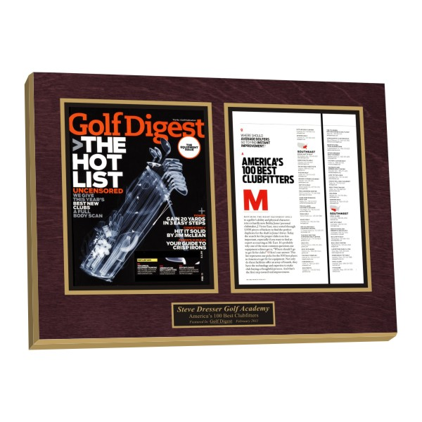 recognition plaque,golf plaque