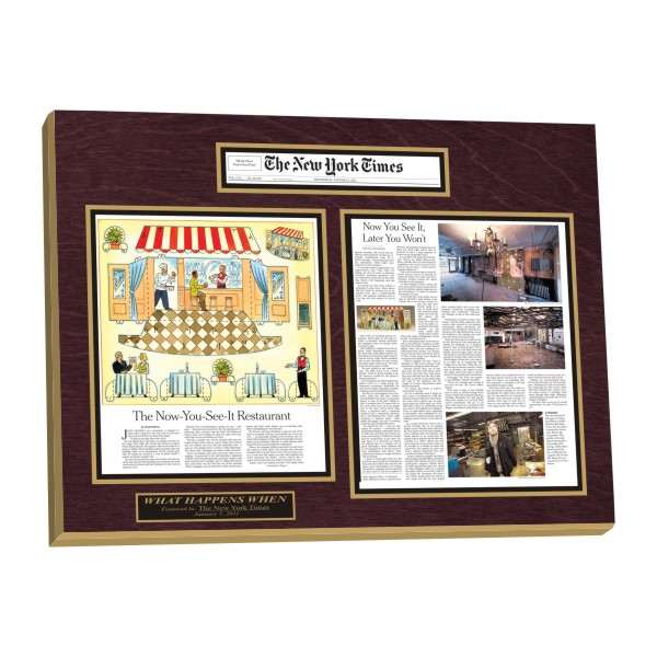newspaper feature articles,articles plaque,plaque magazine articles,plaque newspaper articles