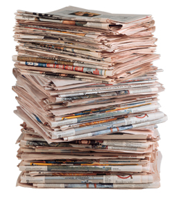preserve articles, preserving newspaper articles, preserve magazine articles, display articles