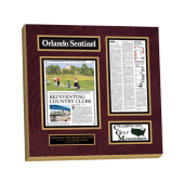 frame newspaper article plaque company